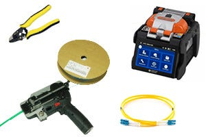 Fibre Optic Products & Tooling