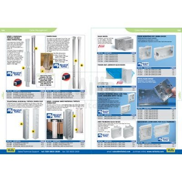 BACKBOX BACKBOX TELECOM//DATA DOUBLE 32MM Connectors Modular TELECOM//DATA,