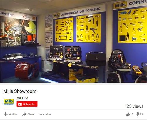 Mills Showroom & Training Academy